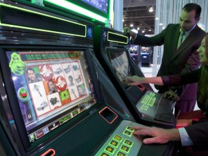 Slot Machine Bar Senza