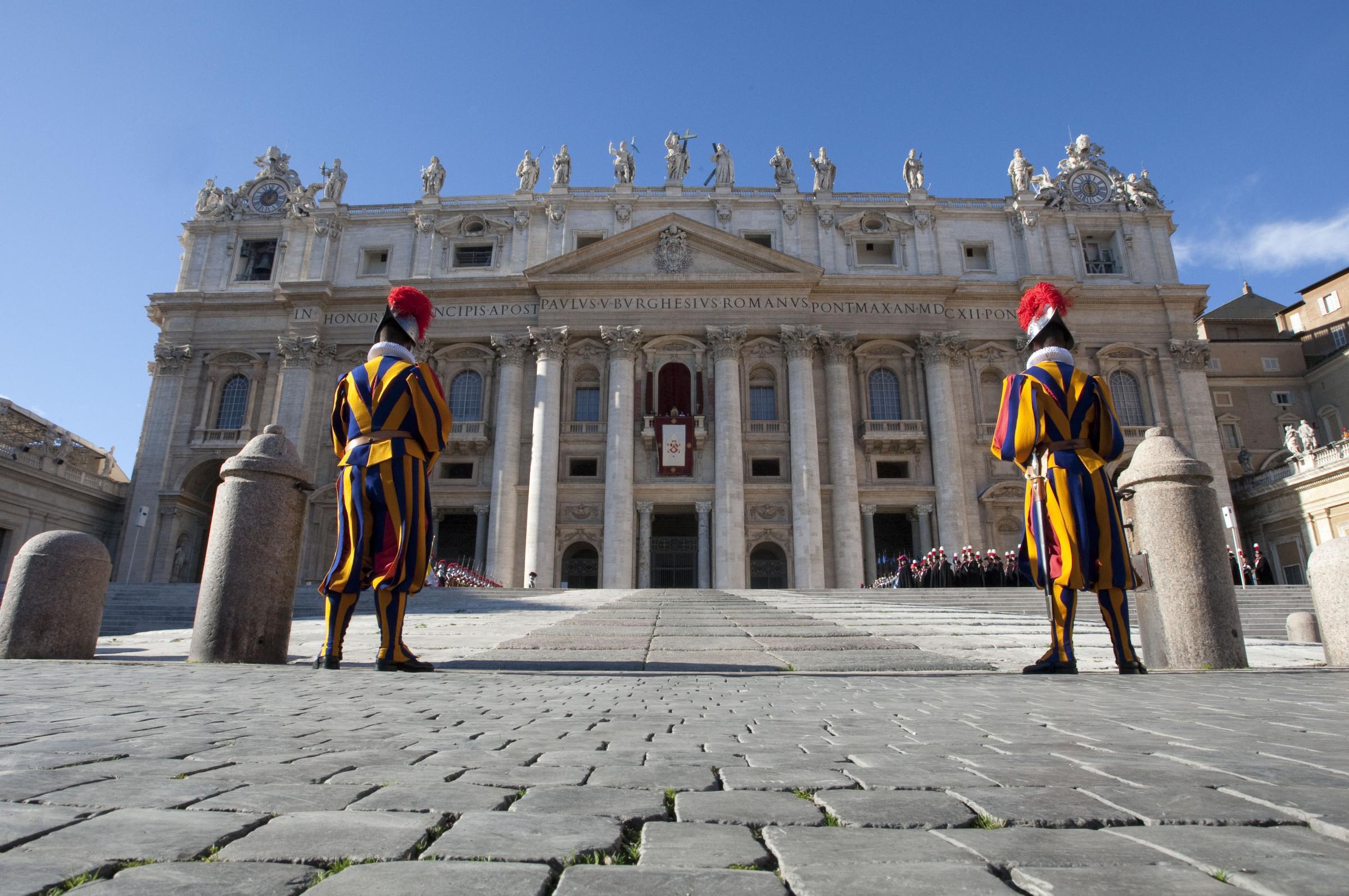 Firme protesta del Vaticano por la difusión de Death Metal en Kraken