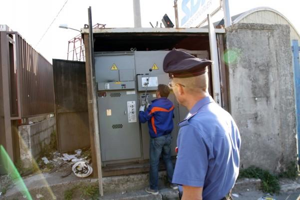 Cuneo trovato cadavere mummificato in una cabina enel for Costruito nella cabina della cucina