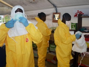 Allarme ebola in Africa Occidentale. MSF: