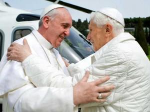 """Niente """"effetto Francesco"""" in Germania: nel dopo Ratzinger è fuga di fedeli dalla Chiesa cattolica."""