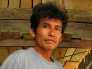 Edwin Chota, il Chico Mendes del Perù ucciso perché difendeva l'Amazzonia.