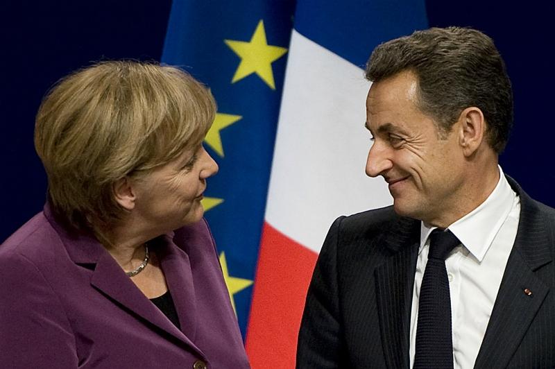 Merkel-e-Sarkozy