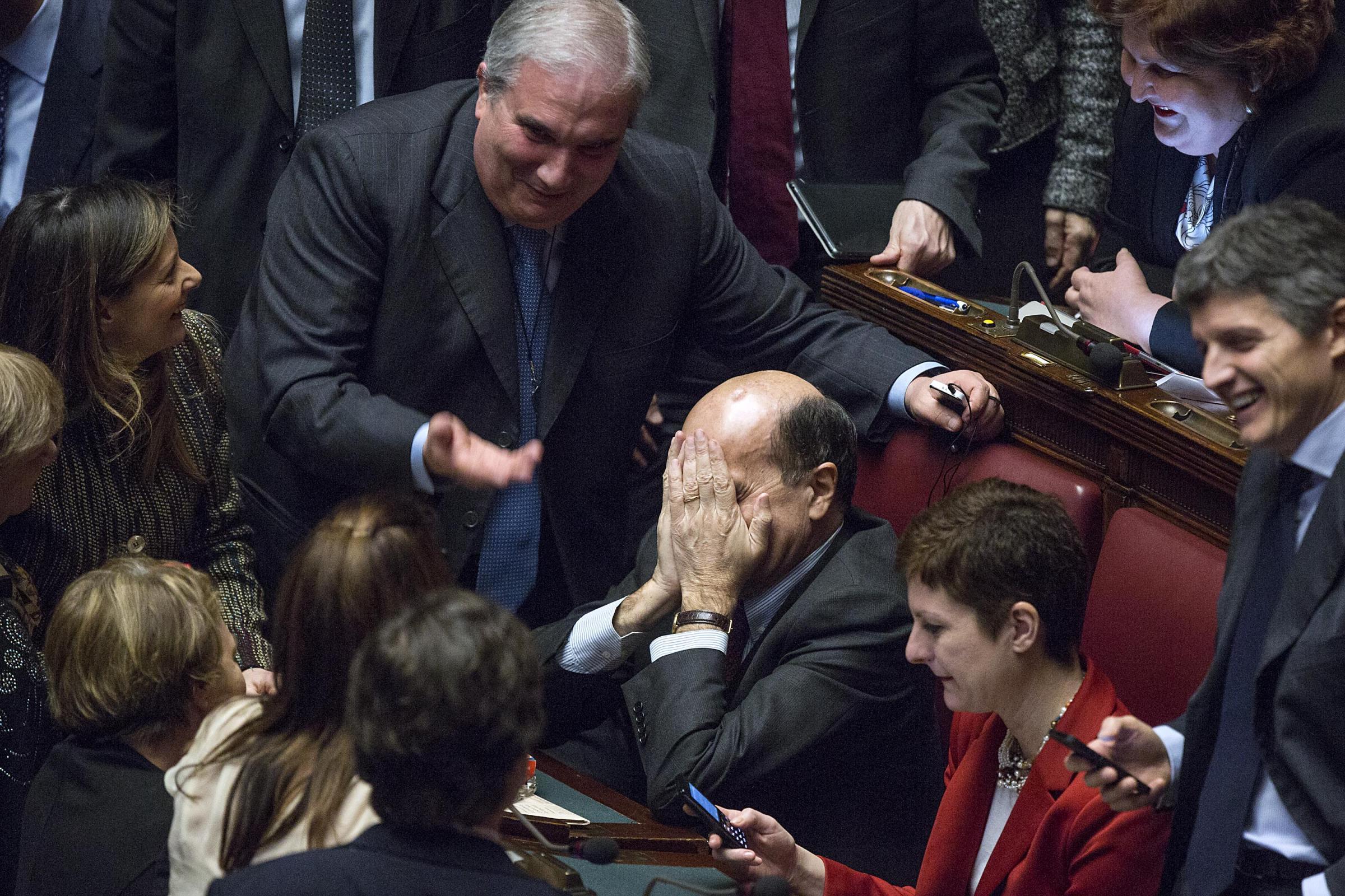 Renzi ottiene la fiducia alla camera abbiamo la chance for Camera diretta tv