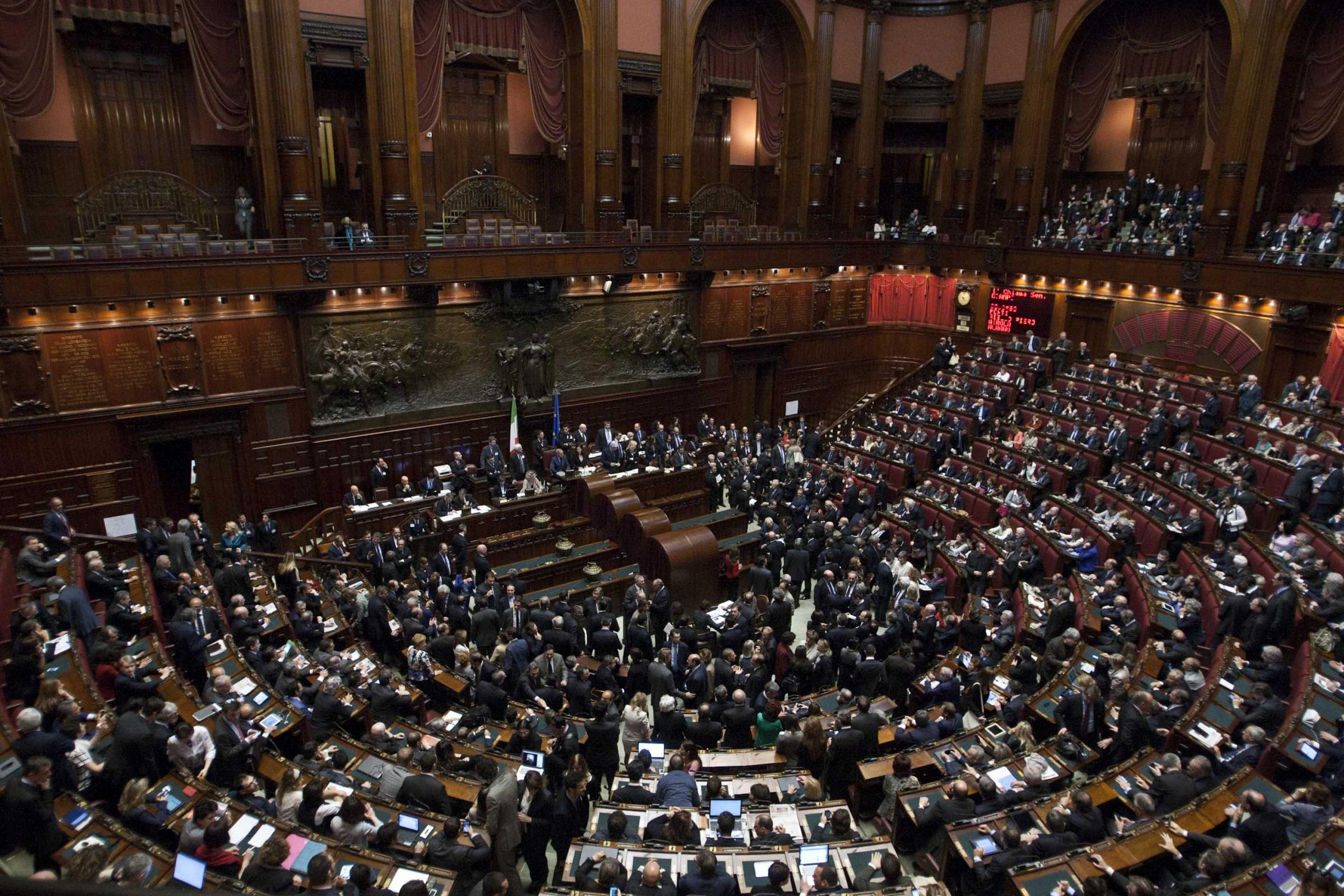 Pagina non trovata for Parlamento it