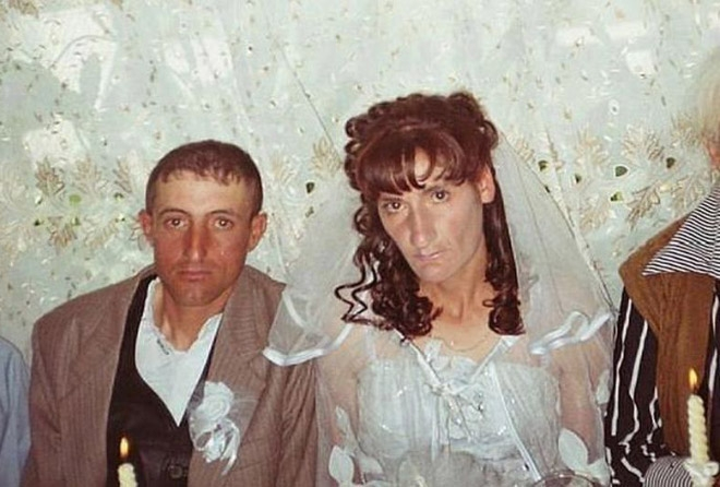 Le foto del matrimonio più brutte di sempre