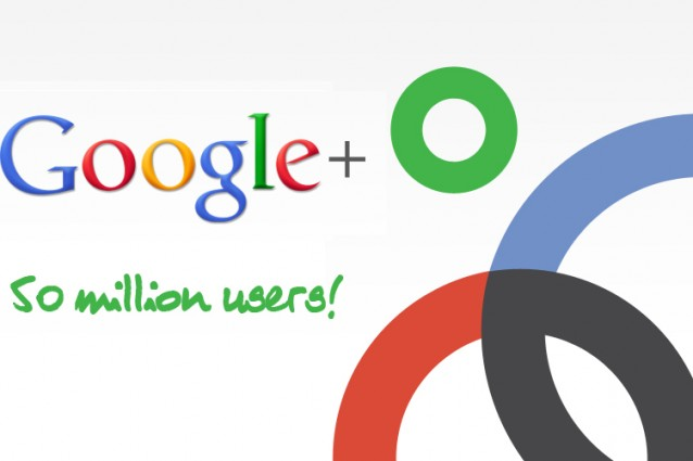 Google + sempre pi forte, quasi 50mln di utenti.