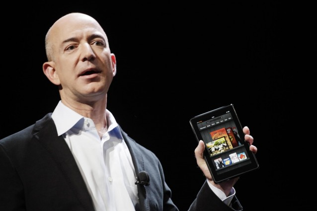 Amazon delude Wall Street ma Bezos guarda avanti.