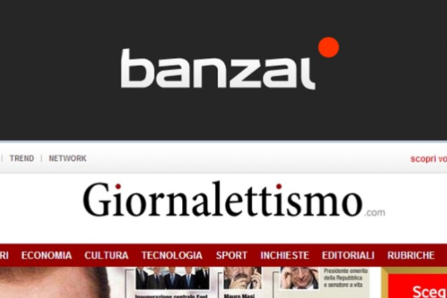 Banzai acquisisce Giornalettismo.com, si allarga il network di Liquida.