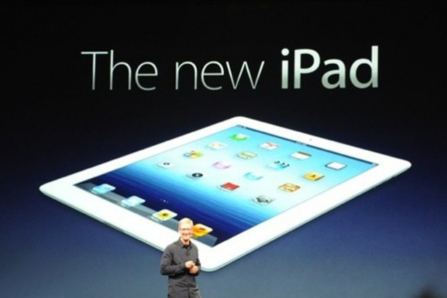 The New iPad, grande delusione per il nuovo tablet Apple.
