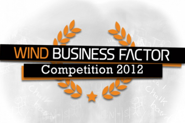 Wind Business Factor, al via la Startup Competition 2012.
