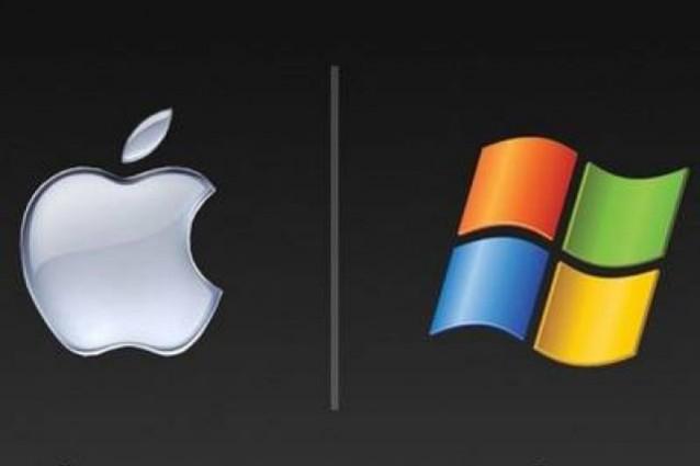 Microsoft, fine del monopolio: entro due anni Apple potrebbe raggiungerla.