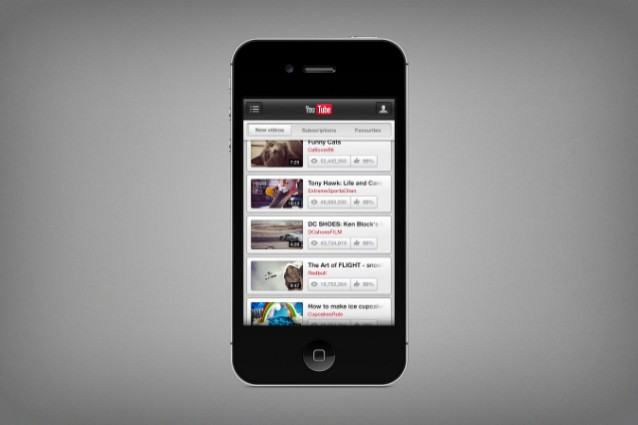 Apple, nuovo smacco a Google, via YouTube da iOS 6.