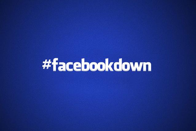 Facebook KO. Impossibile pubblicare e commentare sul social network e Twitter è invaso dall'hashtag #facebookdown [AGGIORNAMENTO ORE 16].