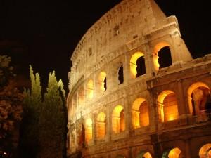roma archeologica con la sua storia attrae migliaia di turisti