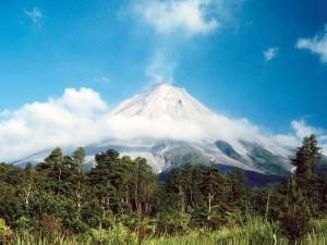 vulcano indonesia merapi