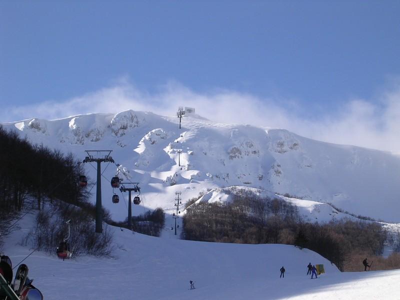 Roccaraso a capodanno vacanze in montagna sulla neve dell for Vacanze in montagna