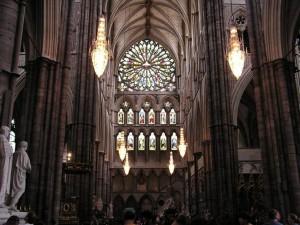 abbazia di Westminster a Londra