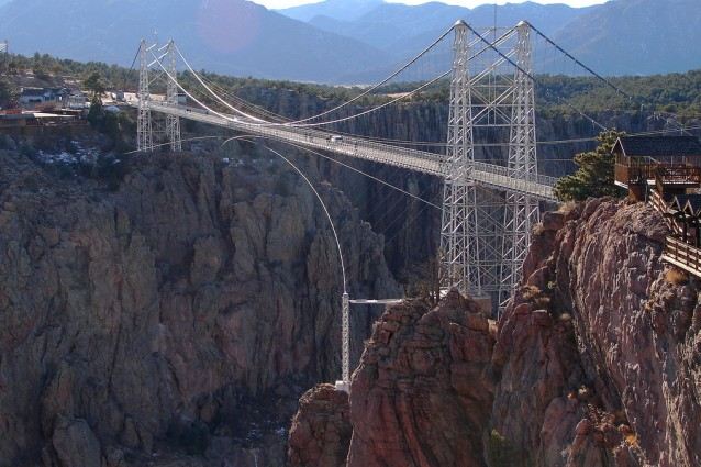 I ponti pi panoramici del mondo for Piani di fondazione del ponte