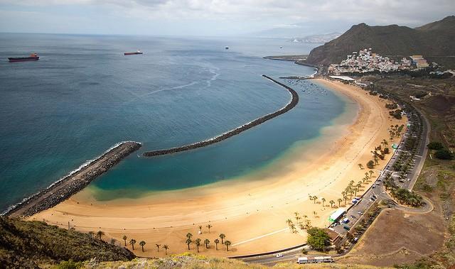 Viaggio alle canarie le isole per vacanze da sogno - Canarie a dicembre si fa il bagno ...