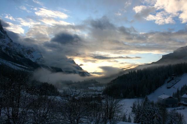 natale a cortina vacanze in montagna neve sport e