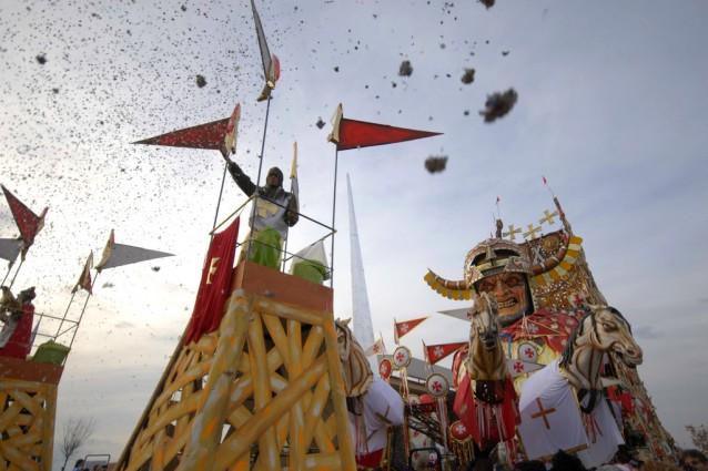 Carnevale coriandoli