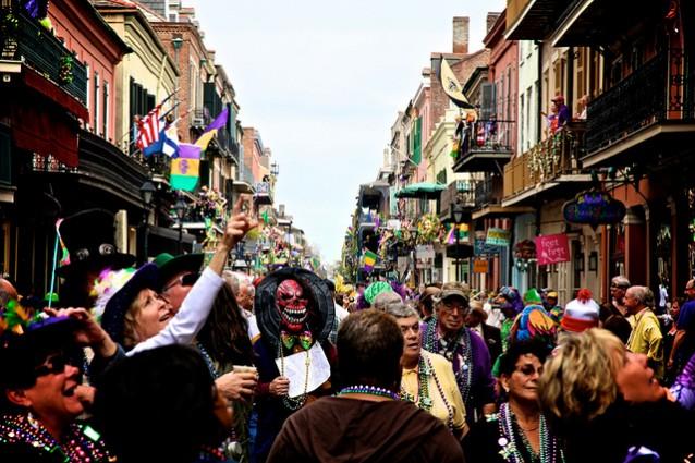 Carnevale di New Orleans