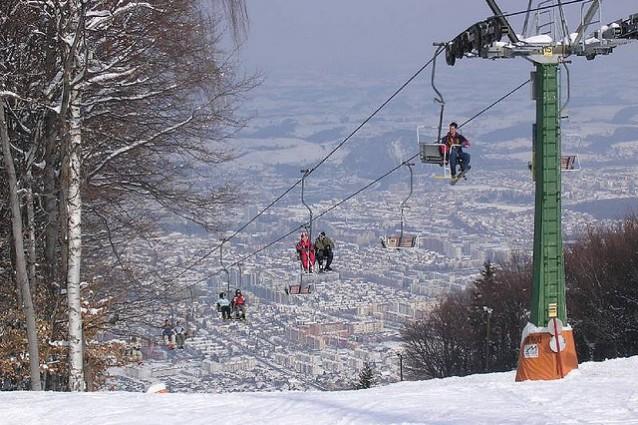 Maribor e lo sci