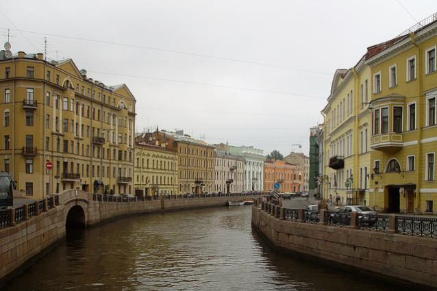 Guida di san pietroburgo tanti consigli per il viaggio - San pietroburgo russia luoghi di interesse ...