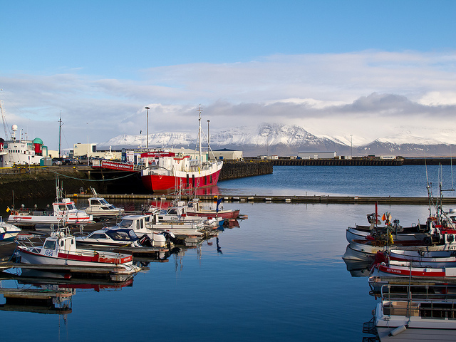 Guida di reykjavik l incantevole capitale dell islanda e for Casette di legno in islanda reykjavik