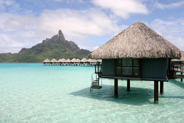 Viaggio da sogno a Bora Bora
