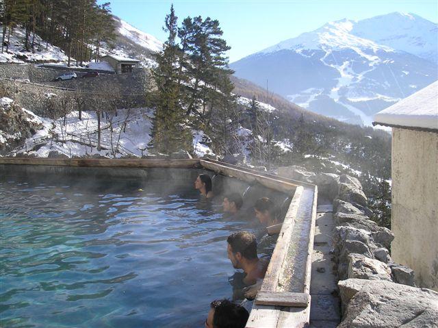 Vacanze a gennaio in italia viaggi fanpage - Bormio bagni vecchi ...