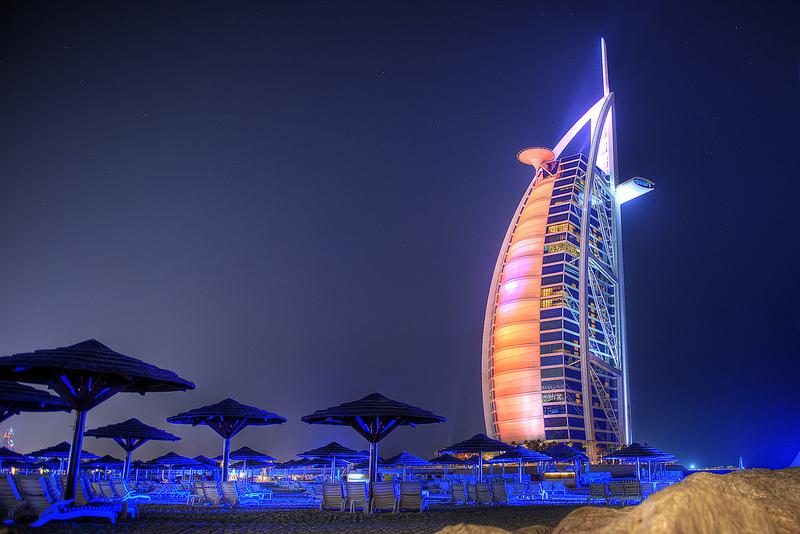 Hotel Dubai  Stelle