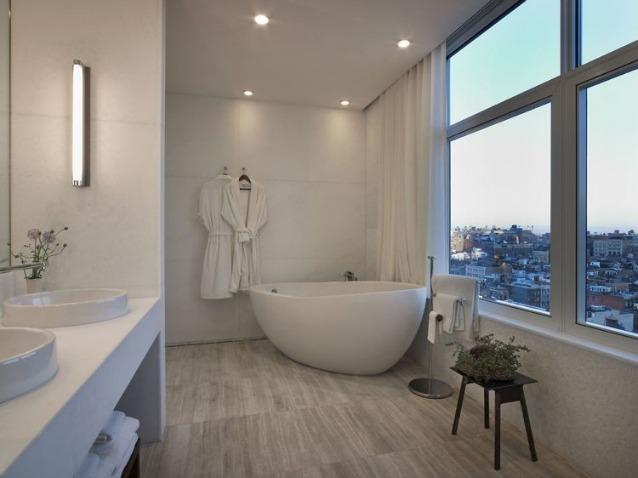 13 incredibili bagni d'albergo super-lussuosi (FOTO)