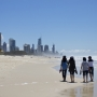 Surfers Paradise: la spiaggia