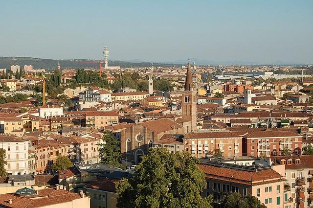 Verona, la città più romantica di Italia