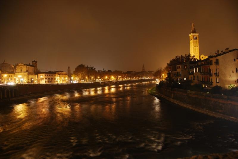 Verona sull\'Adige