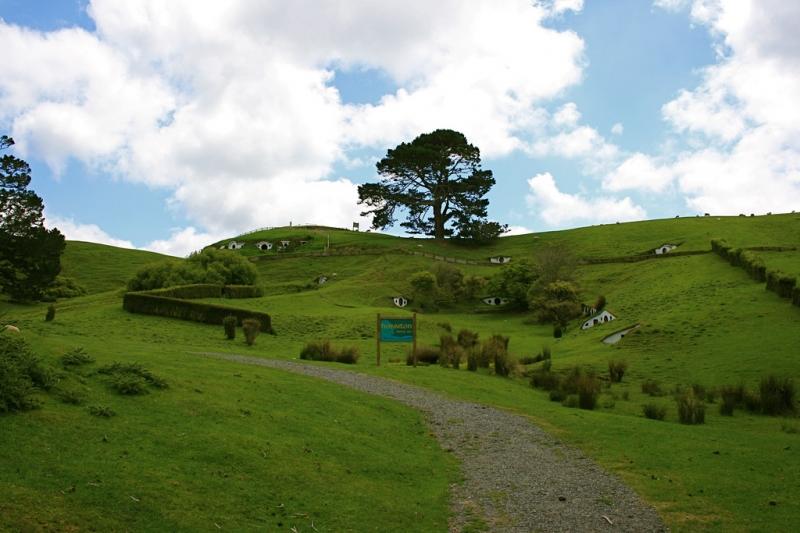 Hobbiton, Nuova Zelanda