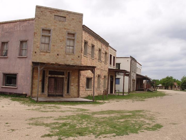 Alamo Village, Texas