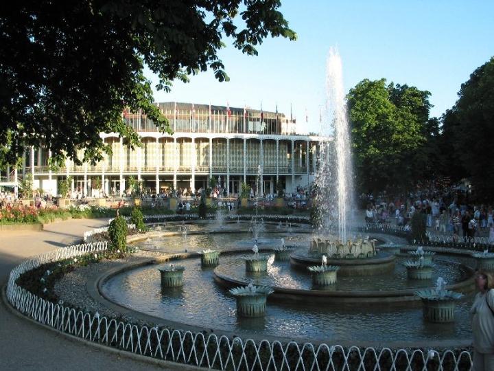 Lonely planet 5 city break travel fanpage - Giardini di tivoli copenaghen ...