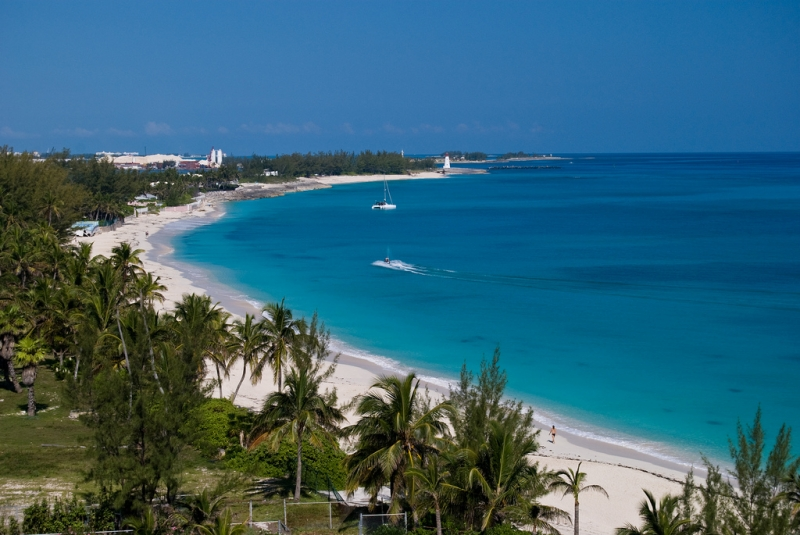 Aprile: Caraibi