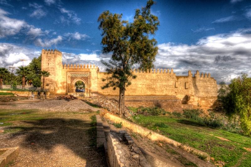 Aprile: Fez, Marocco