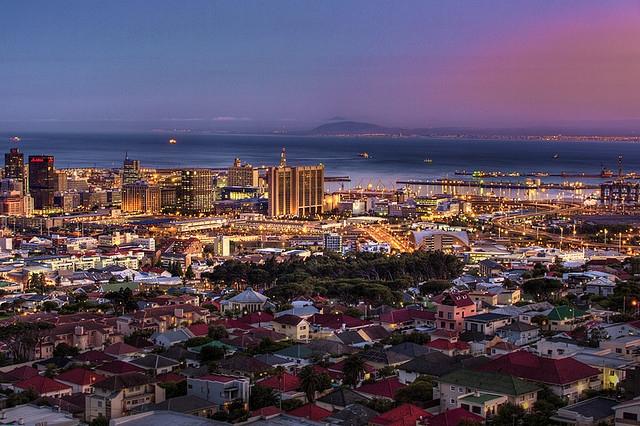 Marzo: Cape Town, Sudafrica