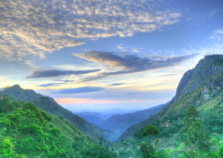 Marzo: Sri Lanka