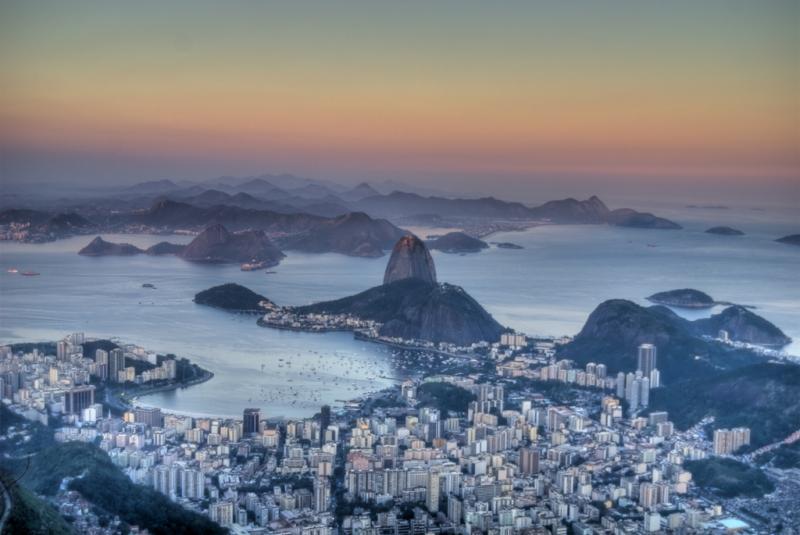 Ottobre: Brasile