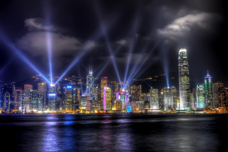 Ottobre: Hong Kong