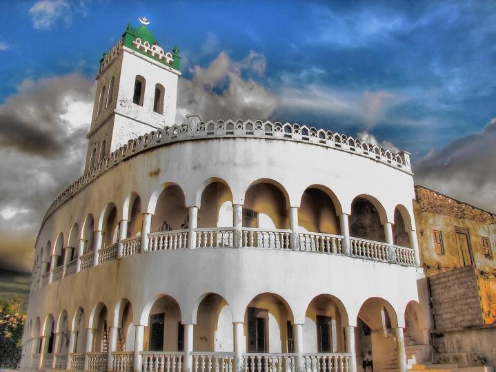 Settembre: Isole Comore