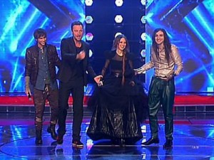 Finalisti di X Factor 4: i video della semifinale e degli inediti.
