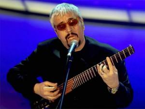 Pino Daniele live al Metropolitan