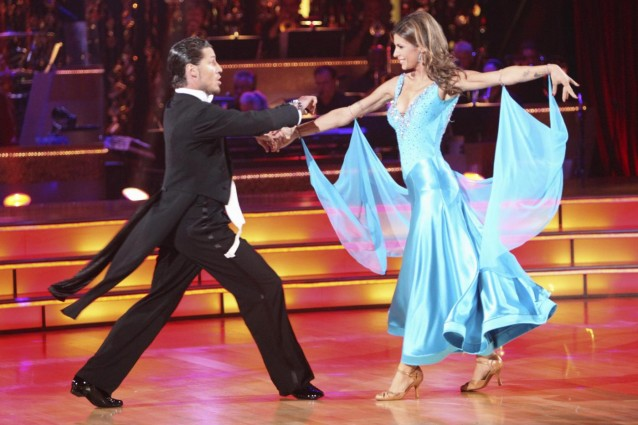 Elisabetta Canalis eliminata da Dancing With The Stars.